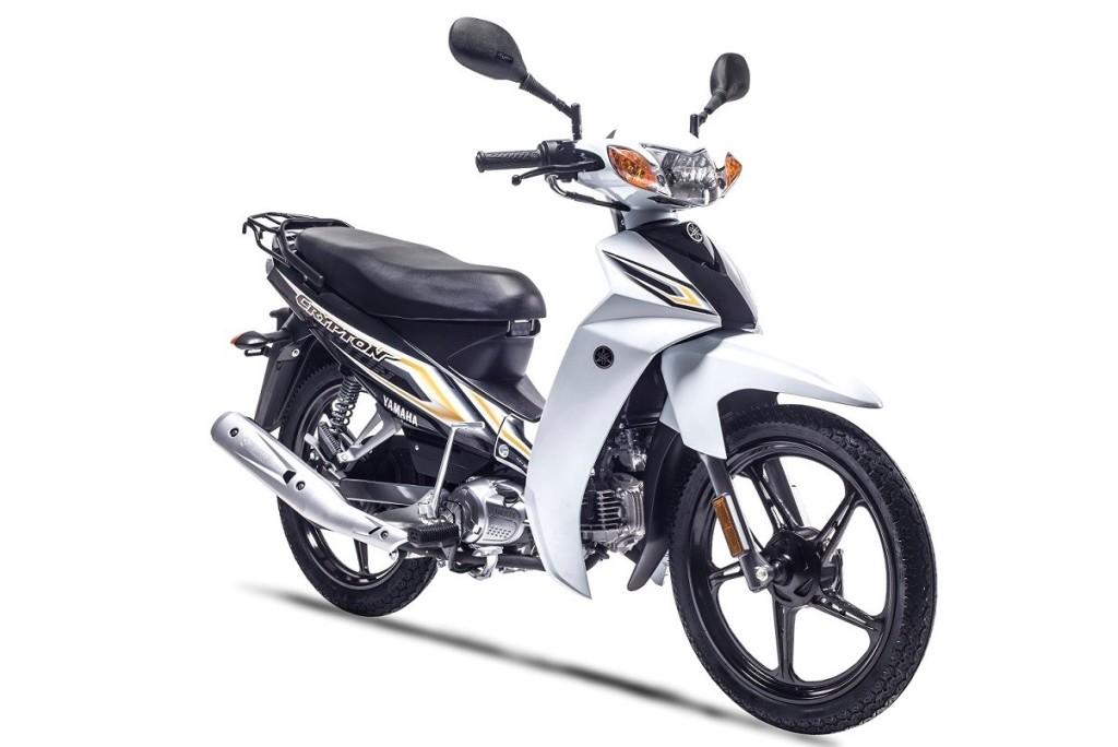 Yamaha Crypton 2018 >> T110 Crypton - TerraventuraTerraventura