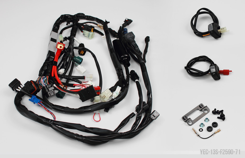 Yec Racing Parts - Wire Harness Set